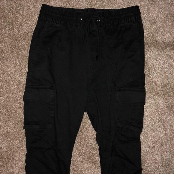 b905710327 H&M Pants   Hm Tapered Cargo   Poshmark